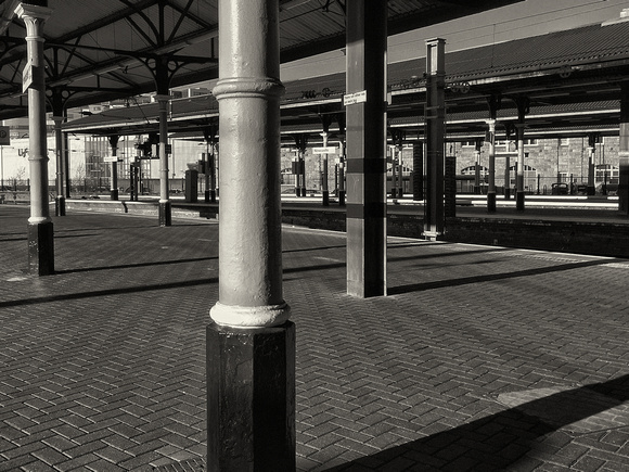 2015.10.09 - Newcastle Railway Station