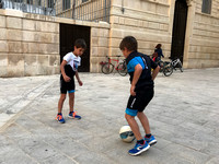 Street football Ortigia